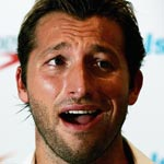 Ian Thorpe at retirement press conference