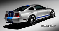 2008 Shebly GT500KR Ford Mustang