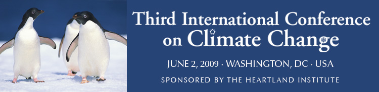 Third International Conference on Climate Change