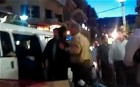 Syrian security abducting protesters
