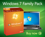 Get the Windows 7 Family Pack