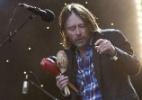 Radiohead faz show surpresa no festival Glastonbury