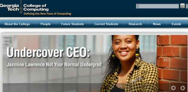 Georgia Tech - Under Cover CEO