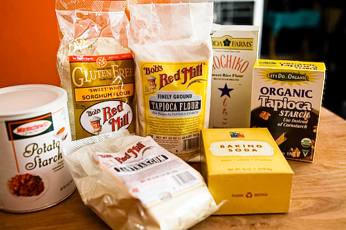 Gluten Free Baking Products