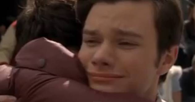 """Watch! Blaine Sings """"Somewhere Only We Know"""" to Kurt in Glee Season 2, Episode 18: """"Born This Way"""""""