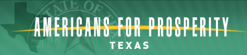 Americans for Prosperity: Texas