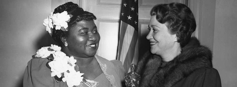 "Best Supporting Actress Hattie McDaniel (""Gone with the Wind"")"
