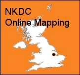Logo and link to Online Mapping System
