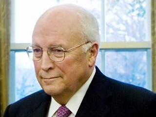 Vice President Dick Cheney, who has a history of heart problems, experienced an irregular heartbeat Monday and will be evaluated at George Washington University Hospital.