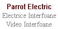 Parrot Electrice, Interfon, Videointerfoane