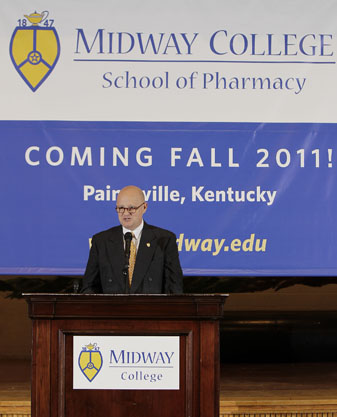 Midway College Announces a School of Pharmacy in Paintsville, Kentucky