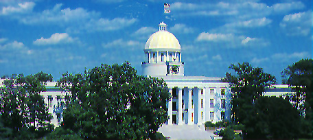 photo of the Capitol in Montgomery