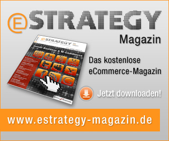 eStrategy Magazin - Das kostenlose eCommerce-Magazin   Jetzt downloaden!   www.estrategy-magazin.de