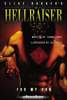 Book cover: HELLRAISER Collection 06 by Frank Lovece and Bill Koeb