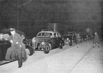 Motorists line up at Irwin
