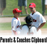Parents and Coaches Clipboard