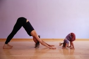 Flat Belly After Pregnancy - Yoga