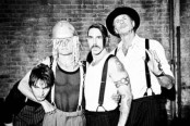 Red Hot Chili Peppers Song Premiere!