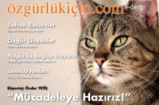 Özgürlükİçin e-dergi <br/> Ekim/Kasım 2009 - Sayı: 18