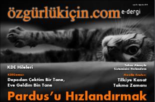 Özgürlükİçin e-dergi <br/> Ağustos 2010 - Sayı: 24