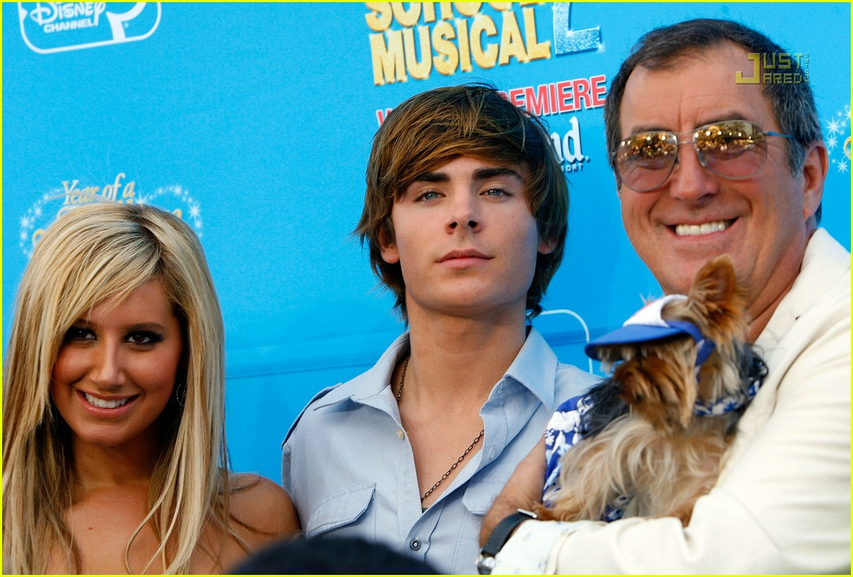 Kenny Ortega and Manly - Dogs & Dog Rescue