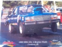 IHRA Thunder Trading Card