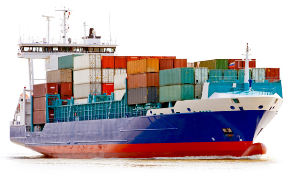 International Sea Freight Shipping