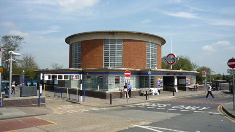 Arnos Grove station, upgraded to grade ll*
