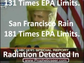 Ongoing Scandal – Obama Lying About Japan Nuclear Radiation In US