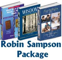 Robin Sampson Discount Package