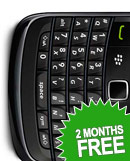 3 Months Free on BlackBerry Deal