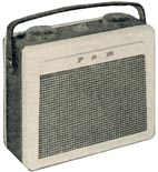 PAM 710 radio photo