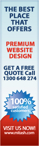 Mitash Website Design