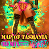 Map of Tasmania - The Remix Project Cover Art