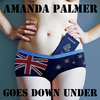 Amanda Palmer Goes Down Under Cover Art