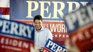 Rick Perry's views on the Constitution get closer scrutiny