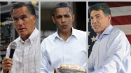 Obama in dead heat with four GOP contenders