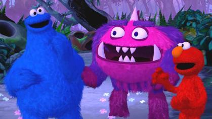 Child's Play: Gaming Sesame Street