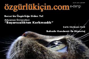 Özgürlükİçin e-dergi <br/>Ocak / Şubat 2009 - Sayı: 09