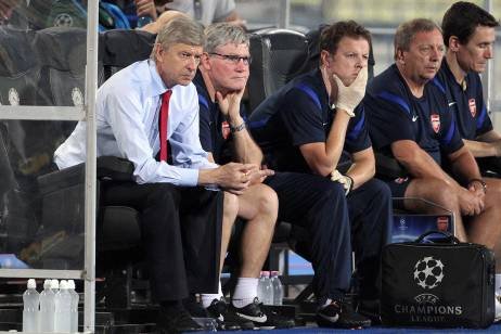 Right formula eluding alchemist Arsene Wenger