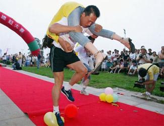 Some of the Strangest summer festivals in the world