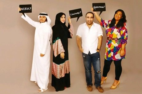 Emirati youth feel the pressure