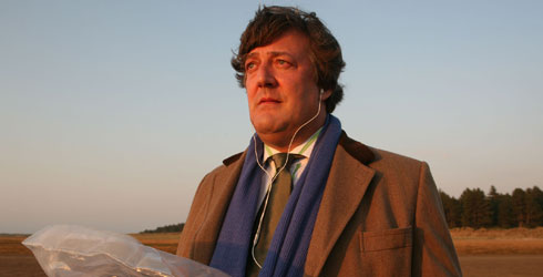 "Stephen Fry in ""Kingdom"". Photo: ITV Pictures"