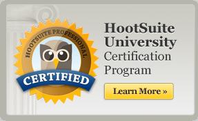 HootSuite University Certification
