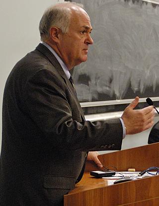 Steven Knapp, provost and senior vice president at Johns Hopkins University, will be GW's 16th president.