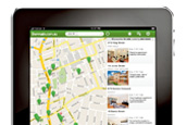Check out the new Domain.com.au app for iPad
