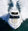 Aventura Business Monthly august 2011 Yacht Spotlight: 2011 Riviera 5800.
