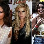 Trend Setters: Selena Gomez & Celebs Sport Feather Extension Style (PHOTOS)