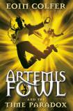 jacket image for Artemis Fowl and the Time Paradox by Eoin Colfer