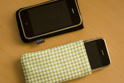 Lightning Review: Fabrix iPhone 3G Fabric Sleeves